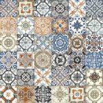 Fuda Tile of Rt 23 S Butler NJ-Color Pattern Tiles
