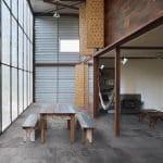 Fuda Tile of Rt 23 S Butler NJ-Fuda2 Design_Industry_Raw_Grey_75x75_Oxyde_Rust_25x150
