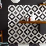 Fuda Tile of Rt 23 S Butler NJ-Fuda5 claasic black and white polished or matte