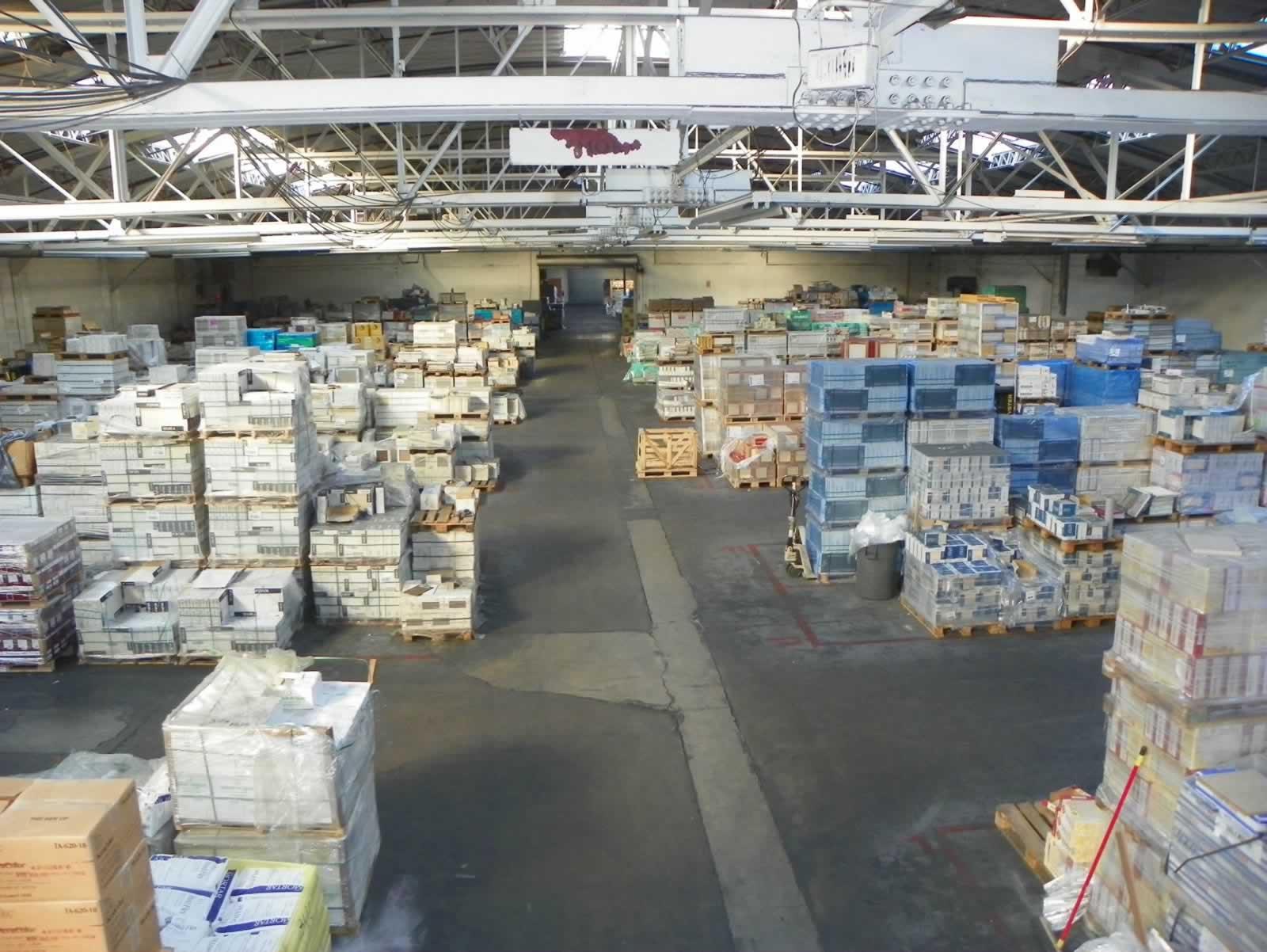 Fuda tile main Warehouse
