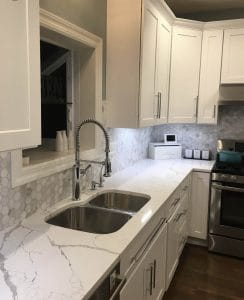 fuda-tile-butler-nj-granite-countertops-Laza quartz counters